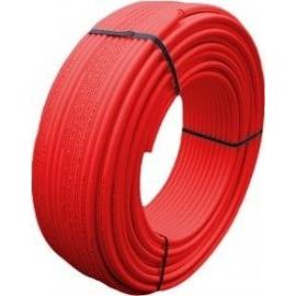 Труба металопластикова Kisan для теплої підлоги червона 16 мм