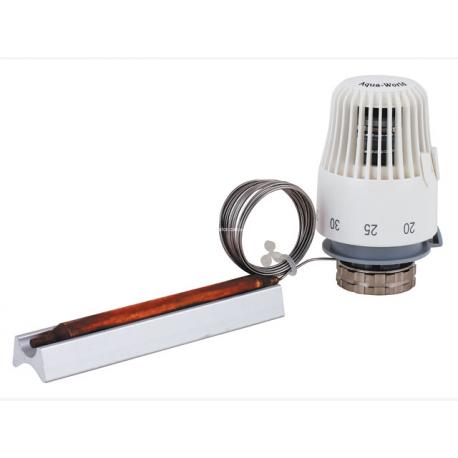 Головка термостатична з виносним термобалоном