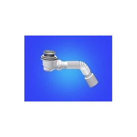 Сіфон для душового піддону з клапаном ДО-230