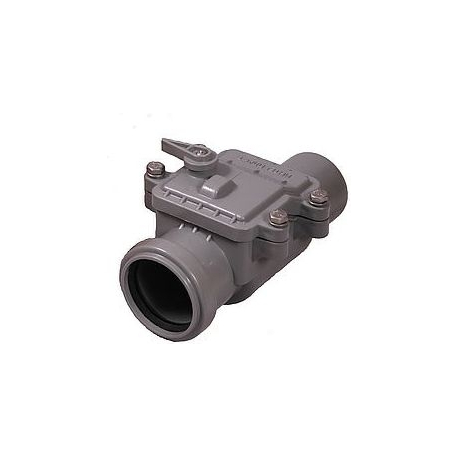 Каналізаційний зворотный клапан d 110