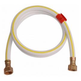 Шланг газовий білий 1,5м ГГ