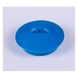Пробка для сифона синя